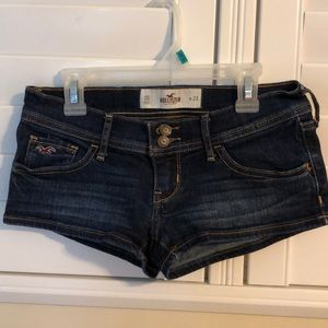 Hollister Jean Shortie Shorts for Girls